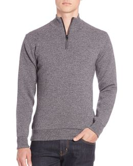 Becket Long Sleeve Wool Sweater