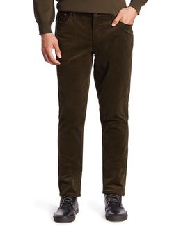 Sullivan Slim-fit Corduroy Pants