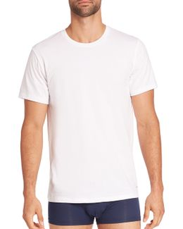 Two-pack Cotton Classic Roundneck Tee