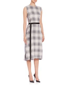Runway Plaid & Tartan Dress