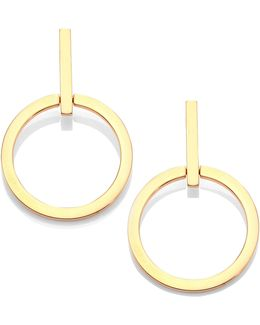 Antonia Hoop Earrings/1.5