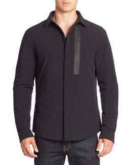 Barton Shirt Jacket