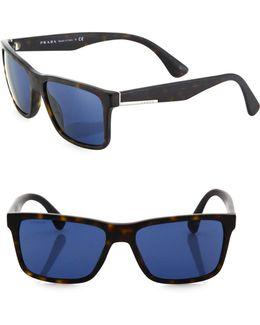 59mm Square Sunglasses