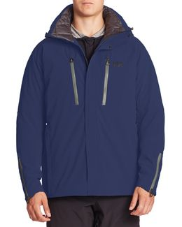 Wintersports Hooded Parka