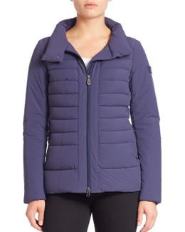 Fangacci Down Puffer Jacket