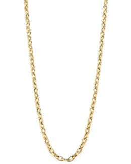 18k Yellow Gold Chain/28