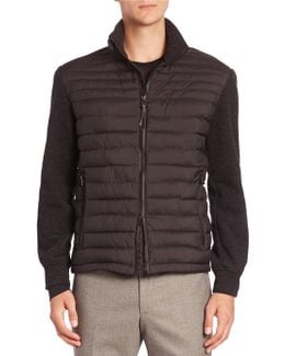 Four Seasons Knitted & Quilted Isocloud Jacket