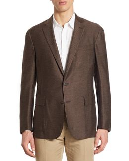 Nigel Regular-fit Wool Sportcoat