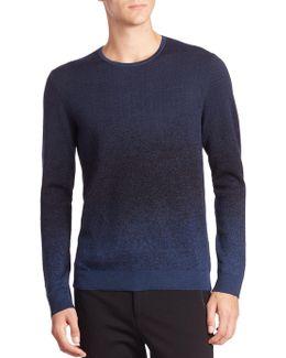 Milton Wool Jacquard Sweater