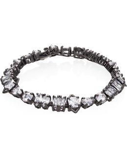 Jagged Edge Strand Bracelet