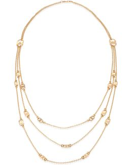 Gemini Link Multi-strand Necklace