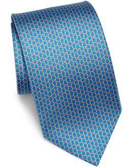 Mouse Silk Tie