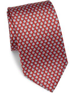 Driedel Silk Tie
