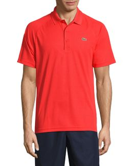 Raglan Quick Dry Polo