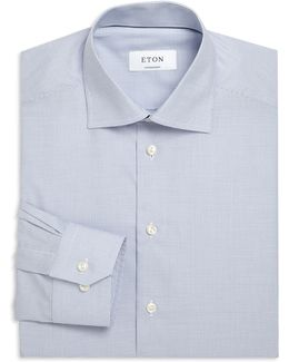 Cotton Contemporary-fit Dress Shirt
