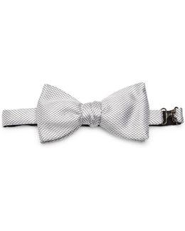 Pre-tied Silk Bow Tie
