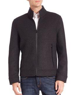 Long Sleeve Moto Jacket