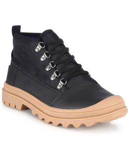 Cordova Water-resistant Leather Boots