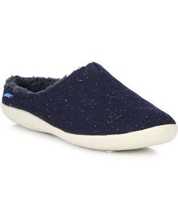 Berkeley Canvas Slippers