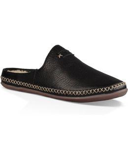 Tamara Puretm Leather Slippers