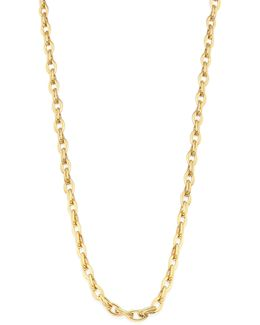 18k Yellow Gold Chain/34