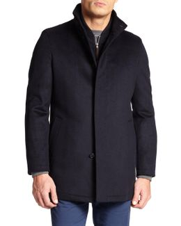 War Wool Coat