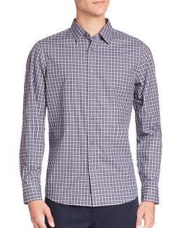 Gunnar Checked Shirt