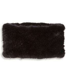 Mink Fur Headband