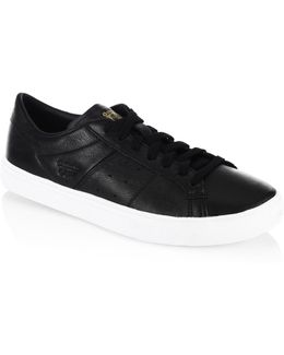 Lawnship Leather-sneakers