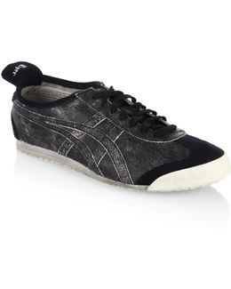 Mexico Leather & Suede Sneakers