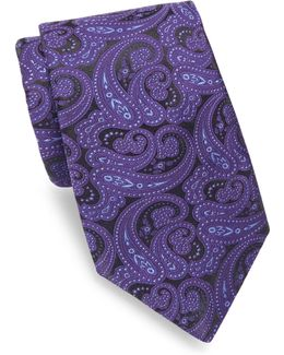 Persian Nights Silk Tie