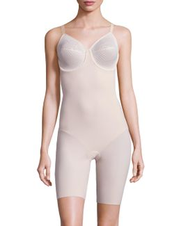 Visual Effects Thigh Shaper Bodysuit