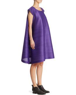 Cap Sleeve Bounce Dress