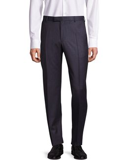 Mercer Plaid Dress Pants