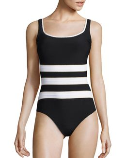 Regatta Three-way Adjustable Back One-piece Tank Swimsuit
