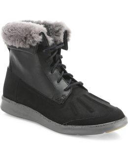 Fillmore Roskoe Leather & Suede Boots