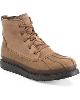 Willamette Fairbanks Leather Boots
