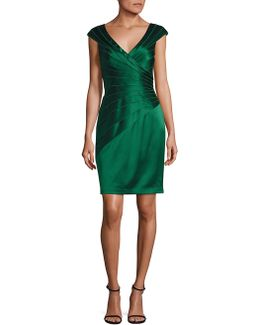 Tiered Sheath Dress