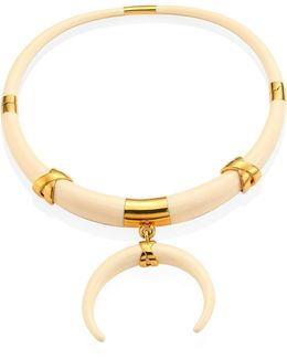 Oro Statement Collar Necklace