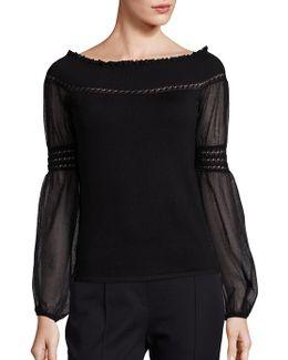 Rita Merino Wool Sweater