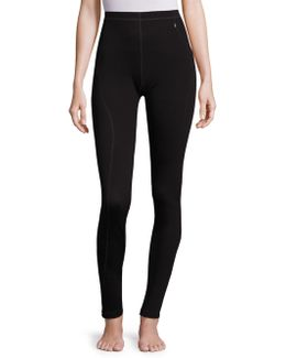 Merino Wool-blend Base-layer Leggings