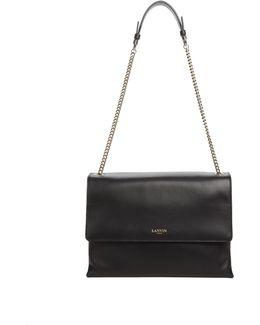 Sugar Medium Leather Shoulder Bag
