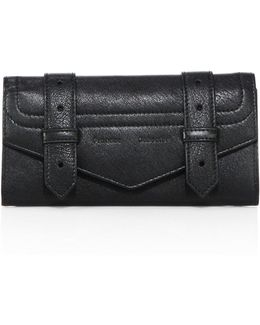 Ps1 Leather Continental Wallet