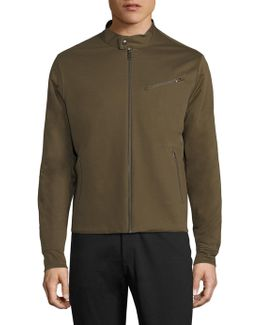 Zip-front Active Jacket