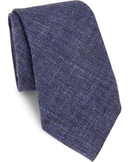 Cotton & Wool Tie