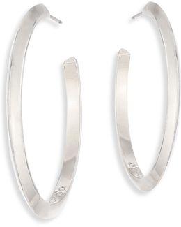 Flash Hoop Earrings/1.5