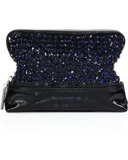 31 Minute Sequined Pouch