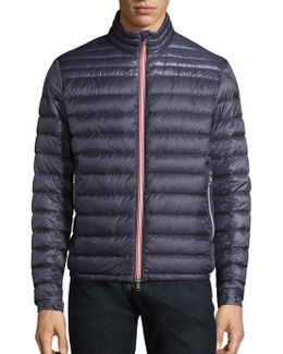 Daniel Giubbott Quilted Jacket