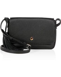Finley Mini Leather Crossbody Bag