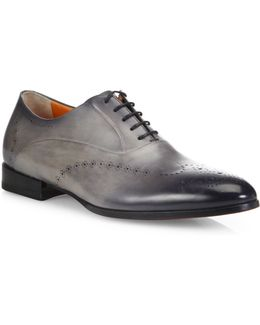 Wilson Leather Oxfords